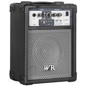 Caixa De Som Multiuso 40W Rms 2 Vias Preto Rg230p Wr Áudio
