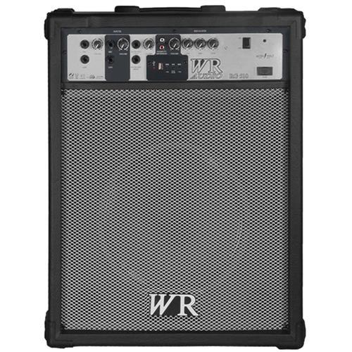 Caixa De Som Multiuso 70W RMS 3 Vias Preto RG510 Wr Áudio