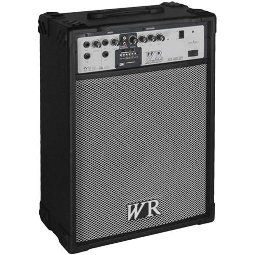 Caixa De Som Multiuso 60W RMS 3 Vias Preto RB460 Wr Áudio