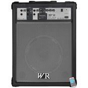 Caixa De Som Multiuso 70W Rms 3 Vias Preto Rb530 Wr Áudio