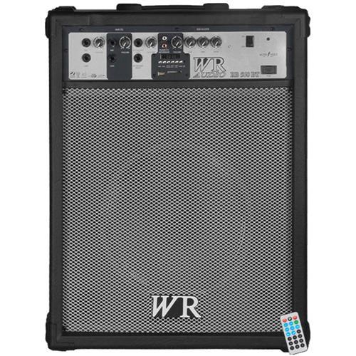 Caixa De Som Multiuso 80W RMS 3 Vias Preto RB560 Wr Áudio