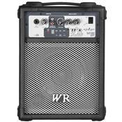 Caixa De Som Multiuso 40W Rms Preto Rg23012vp Wr Áudio