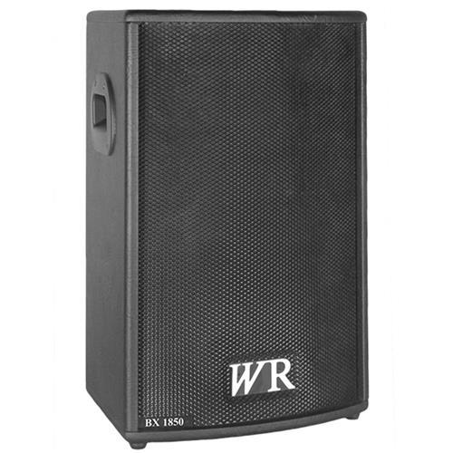 Caixa Acústica Passiva Trapezoidal Bx 90W Rms Bx1850 Wr Áudio