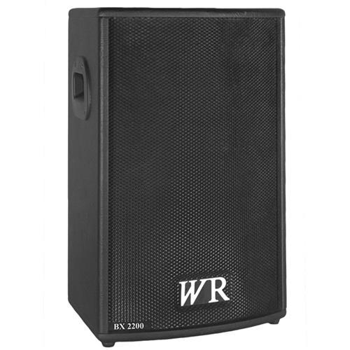 Caixa Acústica Passiva Trapezoidal BX 160W RMS BX2200 WR Áudio