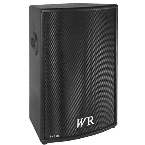 Caixa Acústica Passiva Trapezoidal Bx 210W Rms Bx2550 Wr Áudio