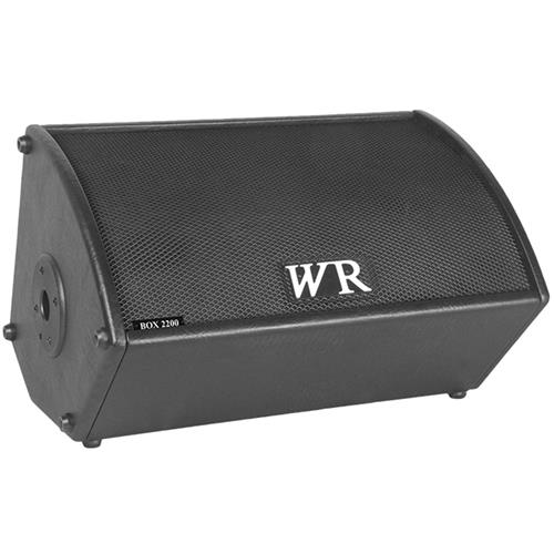 Monitor De Palco Ativo 150W RMS Box BOX2200 WR Áudio