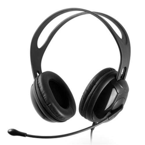 Headphone Gamer P2 2.4M Nylon Preto Phnht8000bk Mymax