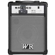 Caixa De Som Multiuso Preta 50W Bivolt Usb  Wr Áudio