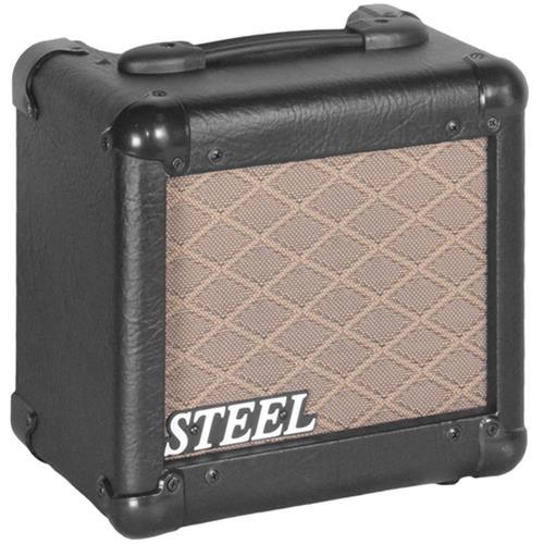 Amplificador De Guitarra 15W Preto Steel20gtp Wr Áudio