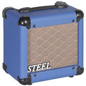 Amplificador De Guitarra 15W Azul Steel20gta Wr Áudio