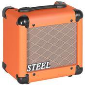 Amplificador De Guitarra 15W Laranja STEEL20GTL WR Áudio