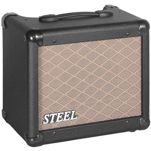 Amplificador De Guitarra 15W Preto Steel30gt Wr Áudio