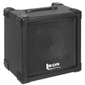 Amplificador De Contra Baixo 50W Rms Iron 100Cb Wr Áudio