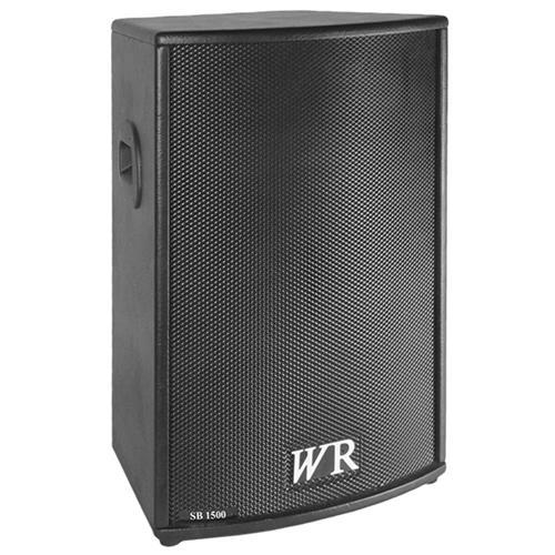 Caixa Acústica Trapezoidal Linha 185 Watts SB1500CX WR Áudio