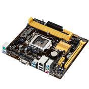 Placa Mãe Micro Atx Para Intel Lga 1150 H81m-Cs/Br Asus