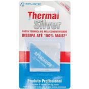 Kit Thermal Silver Com Aplicador 4 Gramas 24324 Implastec