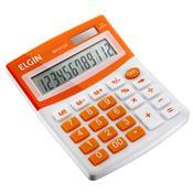 Calculadora De Mesa Visor Lcd Com 12 Dígitos Mv4128 Elgin