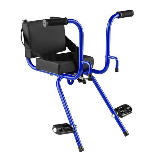 Cadeirinha Dianteira Infantil Azul Para Bicicleta 9072 Cyel