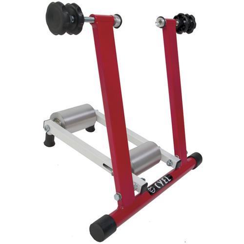 Exercitador Estacionário Roller Duplo Para Bicicleta 9102 Cyel