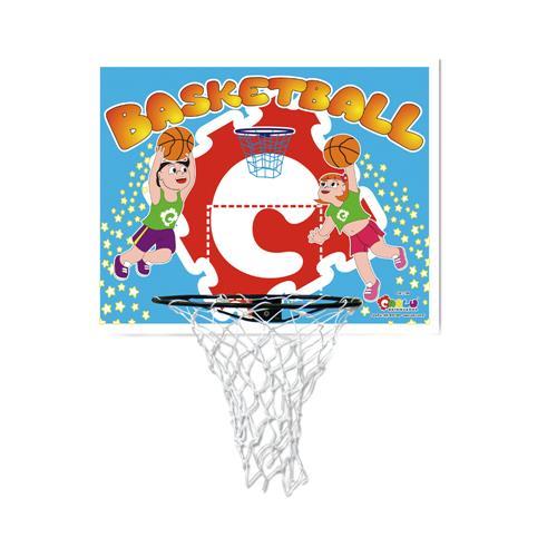 Tabela De Basketball Em Mdf Com Rede Trançada 1164 Carlu