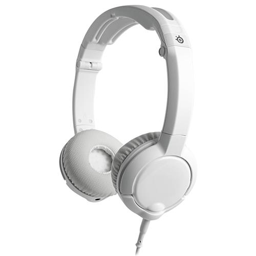 Fone De Ouvido Headset Flux Branco 61279 Steelseries