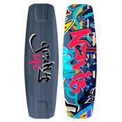 Prancha De Wakeboard 138Cm 4 Quilhas Grafite 141 Navis