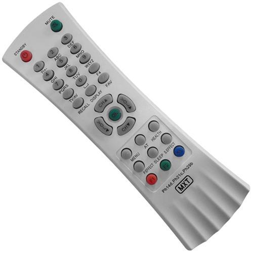 Controle Remoto Para Televisor Philco 01118 Mxt