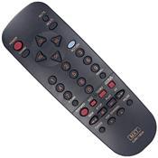 Controle Remoto Preto Para Televisor Panasonic 0983 Mxt
