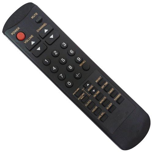 Controle Remoto Preto Para Televisor Sansung 0934 Mxt