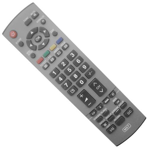 Controle Remoto Tv Panasonic Modelos Antigos 01266 MXT