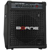 Amplificador Para Baixo Impact Bass 200W Rms Cb200 Borne