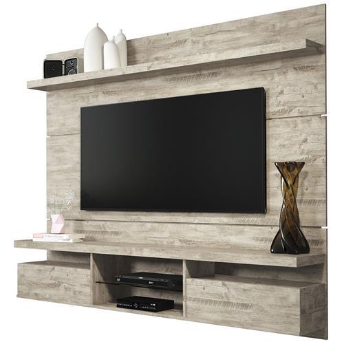 Painel Home Suspenso Livin 1.8 Para Tv Até 55 Pol 615 Hb Móveis