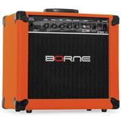 Caixa Acústica Borne Cubo - Laranja 20 W Rms G70