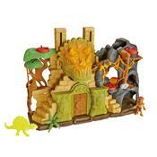 Imaginext Dino Fortaleza Do Vulcão CHG23 Mattel
