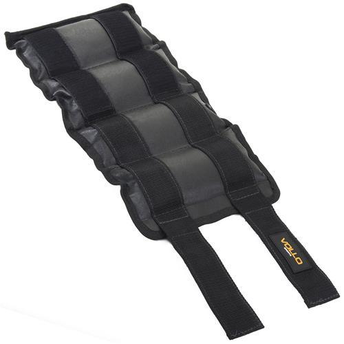 Par Caneleira De Peso 5 Kg Fechamento Em Velcro VM305 Vollo