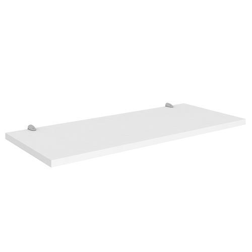 Prateleira 80X30cm Branco Cz502 Br Art In Móveis