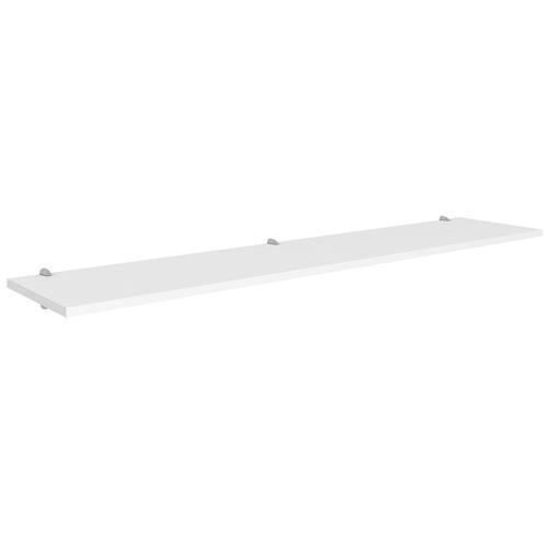 Prateleira 120X30cm Branco Cz504 Br Art In Móveis