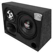 Caixa Trio Bassbox 390W Rms Bassbox108trio Sturdy