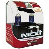 Par De Lâmpadas Iris Inext H-10 12V 42W 5000K 203332 Orbe