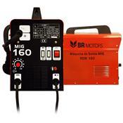 Máquina de Solda Mig135a 220v Br Motors