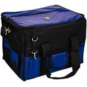 Bolsa Para Ferramentas Com 20 Bolsos Azul Brt1001 Br Motors