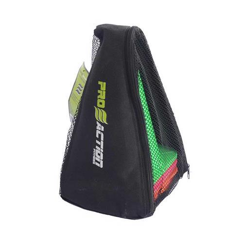 Bolsa Para 10 Cones 25Cm Em Nylon G211 Proaction Sports