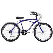 Bicicleta Beach Aro 26 Masculina 21 Marchas Stone Bike