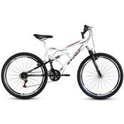 Bicicleta Kanguru Gt Aro 26 Full Suspension 21 Marchas Stone Bike
