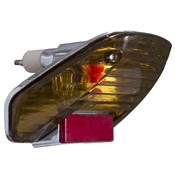 Lanterna Traseira Para Honda Twister Lt11h Pro Tork Fumê