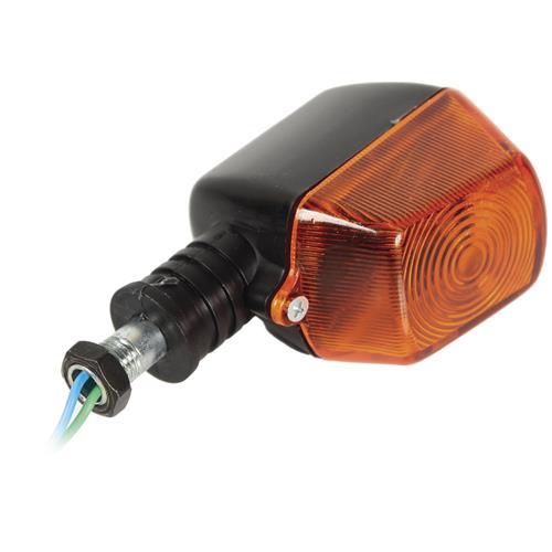 Pisca Universal Compatível Xr 200 R Carcaça Preta Pro Tork