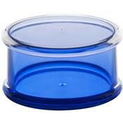 Porta Objetos Em Plástico 9.7Cm Azul 152Az Ricaelle
