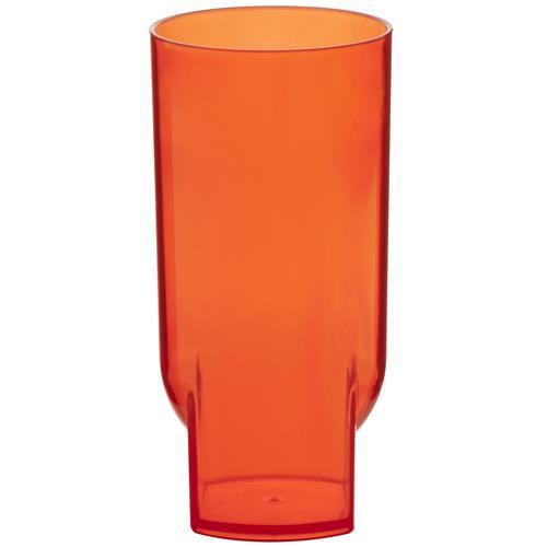 Copo Plástico Napoles 350ml Vermelho 194VM Ricaelle