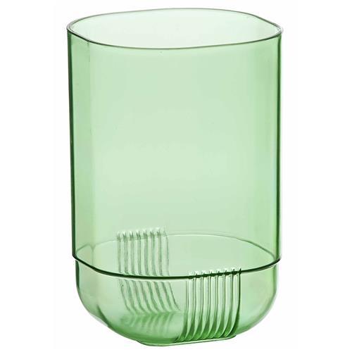 Copo De Plástico Mônaco 450Ml Verde 017Vd Ricaelle