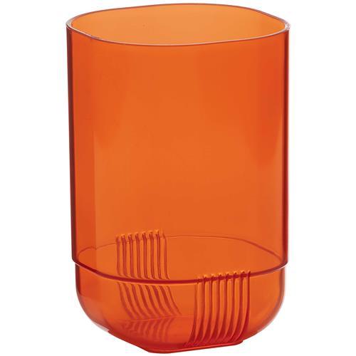Copo De Plástico Mônaco 450Ml Vermelho 017Vm Ricaelle
